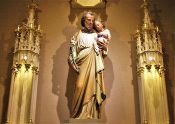 2021 Men's Conference Campaign: Walking with St. Joseph