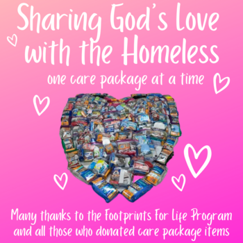 Care Packages for the Homeless
