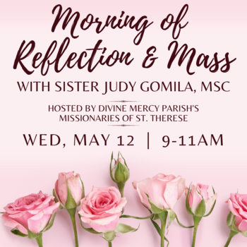 Morning of Reflection and Mass with the Missionaries of St. Therese