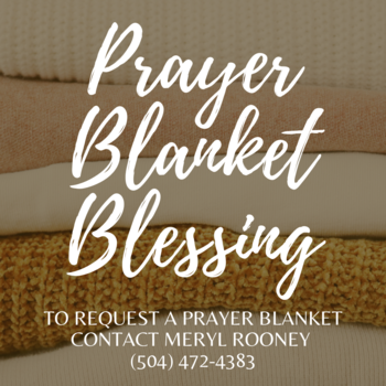 Prayer Blanket Blessing