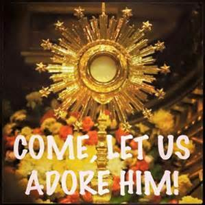 HOLY HOUR FOR VOCATIONS (Every third thursday of the month)