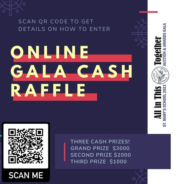You can also go to bidpal.net/smsgala2021 to purchase raffle tickets. Good luck and Thank you!