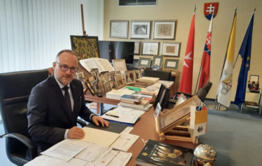 Ambassador: Pope Francis' visit to Slovakia is 'a historic moment'
