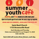 Summer Youth Café Saint Basil Church