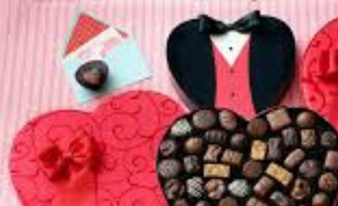 VALENTINE'S DAY SEE'S CANDY FUNDRAISER