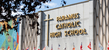 Paramus Catholic High School promotes faith, academics, safety, and wellness