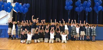Five Catholic Elementary Schools Named Blue Ribbon Schools of Excellence