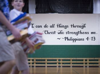 A Catholic Schools Week column of gratitude