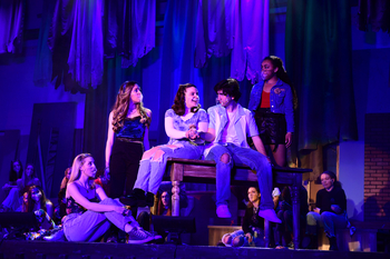 IHA's Performance of Godspell Streamed Cast and Crew Produce Spring Movie-Musical
