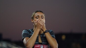 UC legend Sydney McLaughlin smashes world record At Olympic Trials