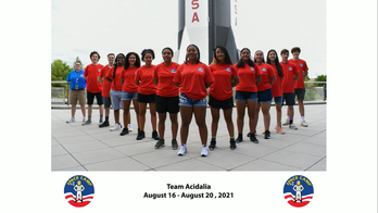 UC'S McKnight twins had unforgettable experience at Space Camp