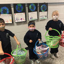 #spartanservice, Transitions/Kindergarten for Mercy House