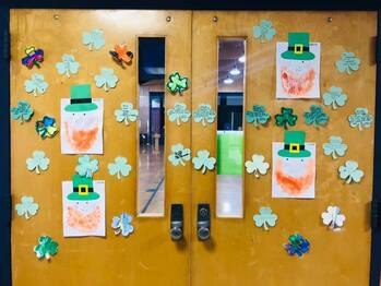 March 2021 - Shamrock Fun for St. Patrick's Day