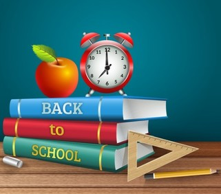 First Day of School - Welcome Back!