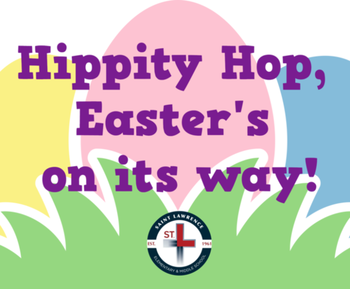 SLEMS Auction: Hippity Hop! Easter is on its way!