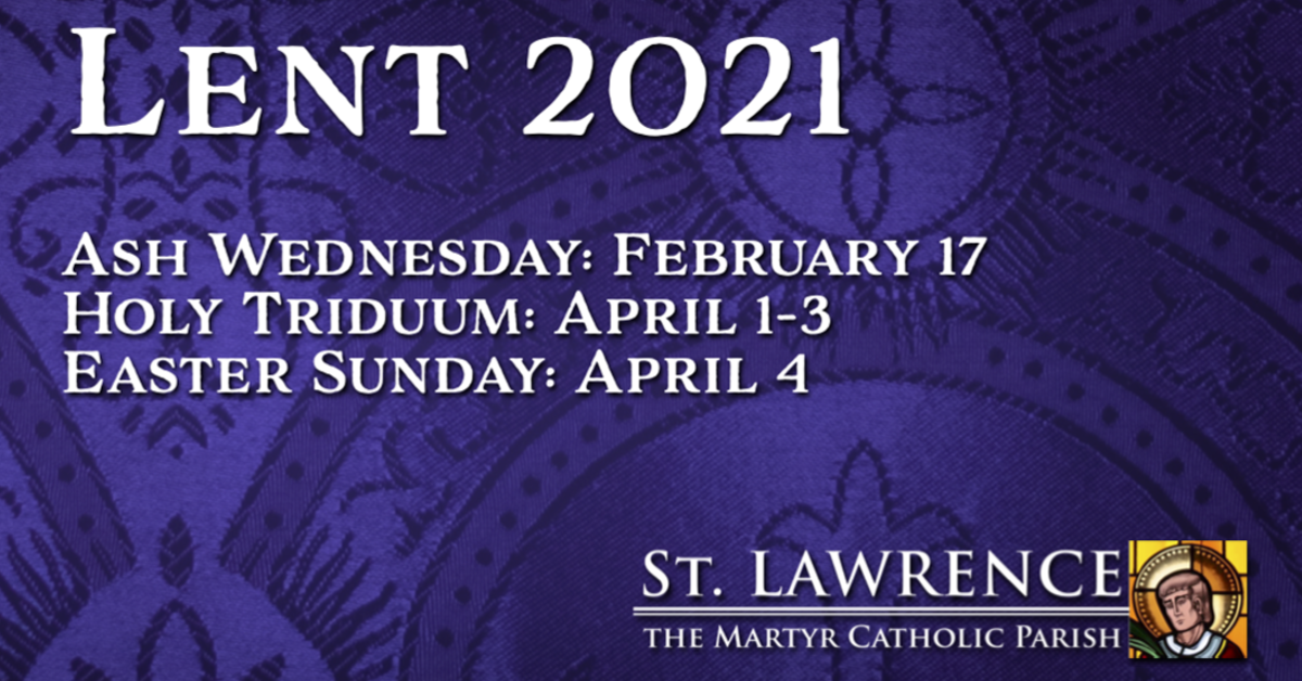 Make the Most of Your Lenten Journey