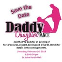 Father-Daughter Dance Sponsored by PTC