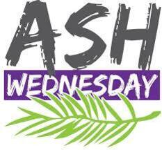 Ash Wednesday Lunch 2nd-8th Gr.