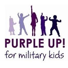 Purple Up for Military Kids Day