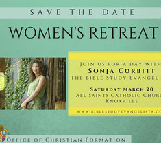 Diocesan Women's Retreat
