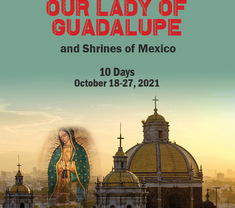 Pilgrimage to Mexico/Our Lady of Guadalupe