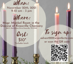 Prepare Your Home, Prepare Your Heart: An Advent Preparation Retreat for Young Adults