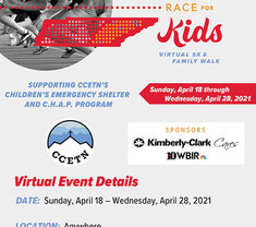 Catholic Charities' Race for Kids