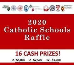 Schools Raffle winners announced