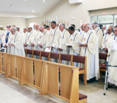 Diocese to begin new deacon class in 2022
