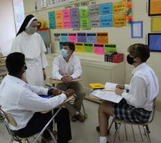 Dominican Sisters reflect on past year in classrooms, convent