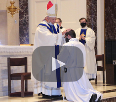 VIDEO: Ordination of Matthew Donahue to the priesthood