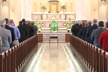 Deacon candidates another step closer to ordination
