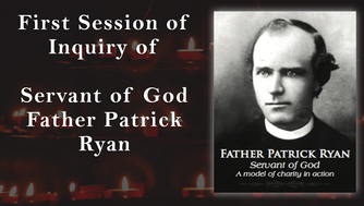 Watch installation of tribunal for Cause for Sainthood for Father Ryan