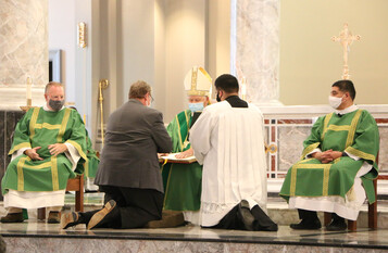 Permanent Deacon Formation Support