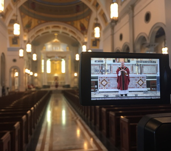 LIVE: Christmas Mass links from the Cathedral of the Most Sacred Heart of Jesus