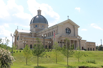 Bishop to celebrate Mass on cathedral's third anniversary