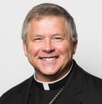 VIDEO: Welcome back from Bishop Stika