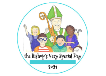 Bishop's Very Special Day
