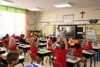 Diocese of Knoxville schools see enrollment increases