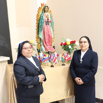 Missionary Sisters of the Sacred Heart of Jesus are Lumen Christi finalists