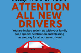 New Drivers Blessing