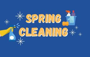 Reopening Church: Spring Cleaning Day