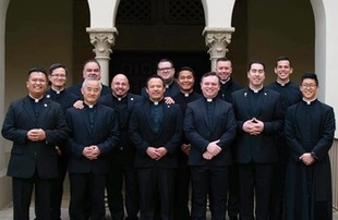 Newly Ordained Class 2020