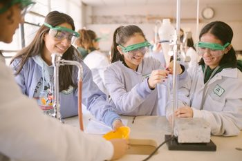 All-girls Catholic school nurtures confident and driven women in STEM