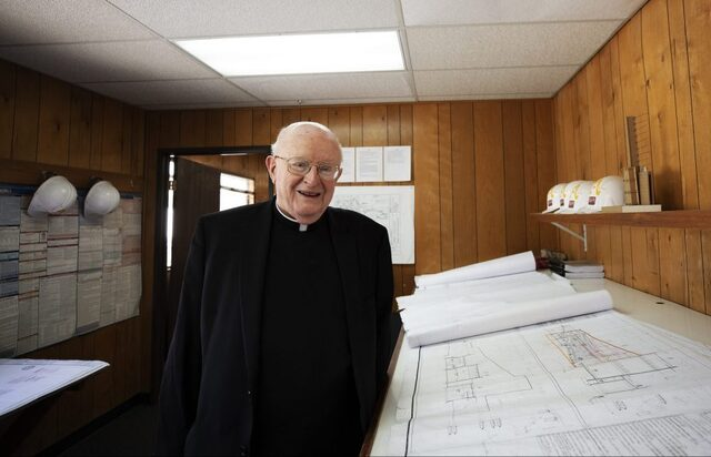 The LA priest who became Bishop Amat's 'living endowment'