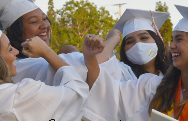 LA's class of 2021 reflects on beating a senior year of pandemic