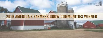 America's Farmers Grow Communities Winner
