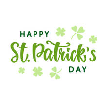 Wear Your Green Shirts for St. Patrick's Day