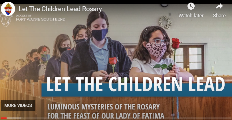 Let the Children Lead Rosary