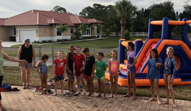 End-of-Year Celebration & Cookout